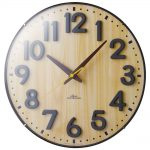 MAG(マグ) アナログ 電波 ウォールクロック 壁掛け時計 W-720 φ30.5cm リビング お祝い おしゃれ 贈り物 ギフト プレゼント 1台 商品番号 W-720