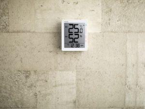 MAGデジタル温度湿度計