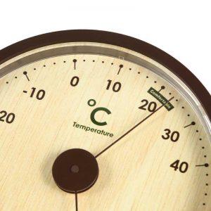 温湿度計アシュリーの快適目安表示ゾーン拡大