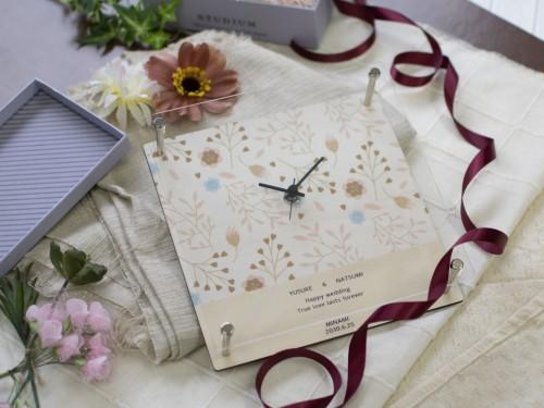 <u>結婚祝いの置き時計&掛け時計、予算別3000円・5000円・1万円のおすすめは?</u>